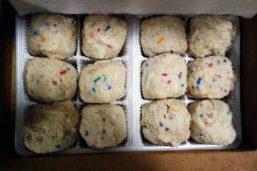 D-day cake truffles from Momofuku Milk Bar