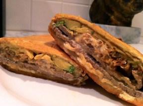 Bistec Sandwich from Sol Food in San Rafael