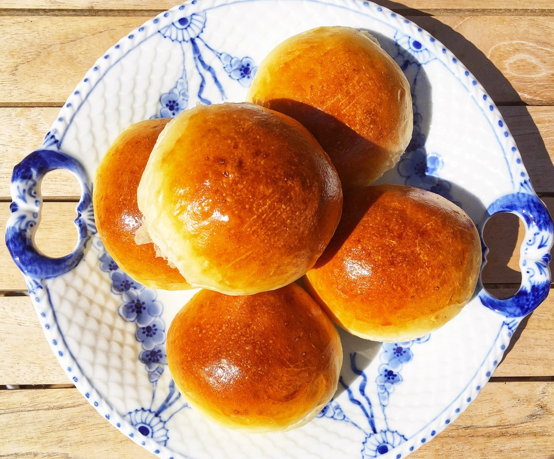 Birthday buns - best home-baked buns!