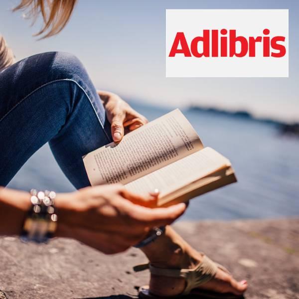Send en bok i gave med Adlibris