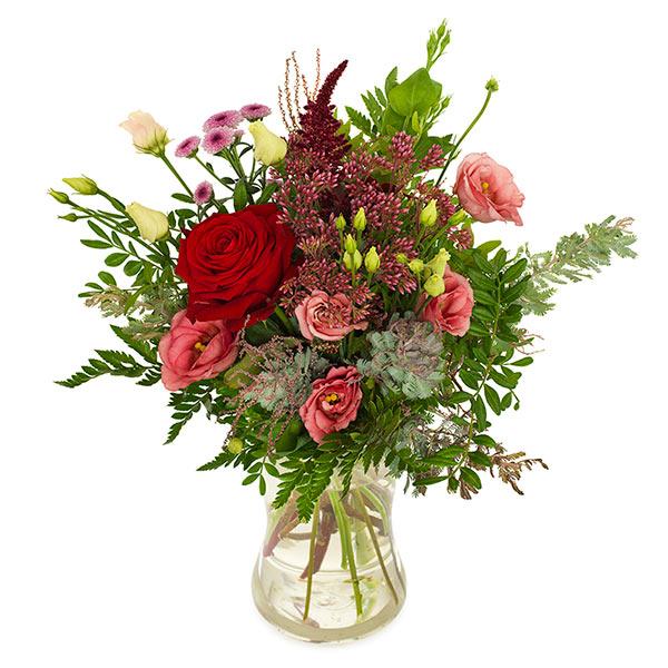 Send blomster på døra - Vakre tanker