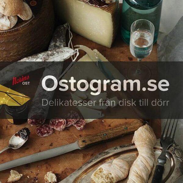 Skicka present: Ostogram Exempel
