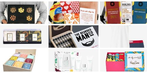 Läs vår guide: Presentboxar