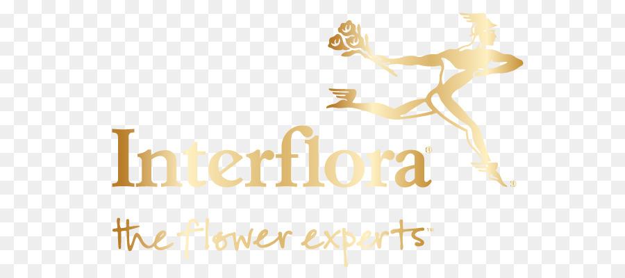 Interflora blommor logotyp