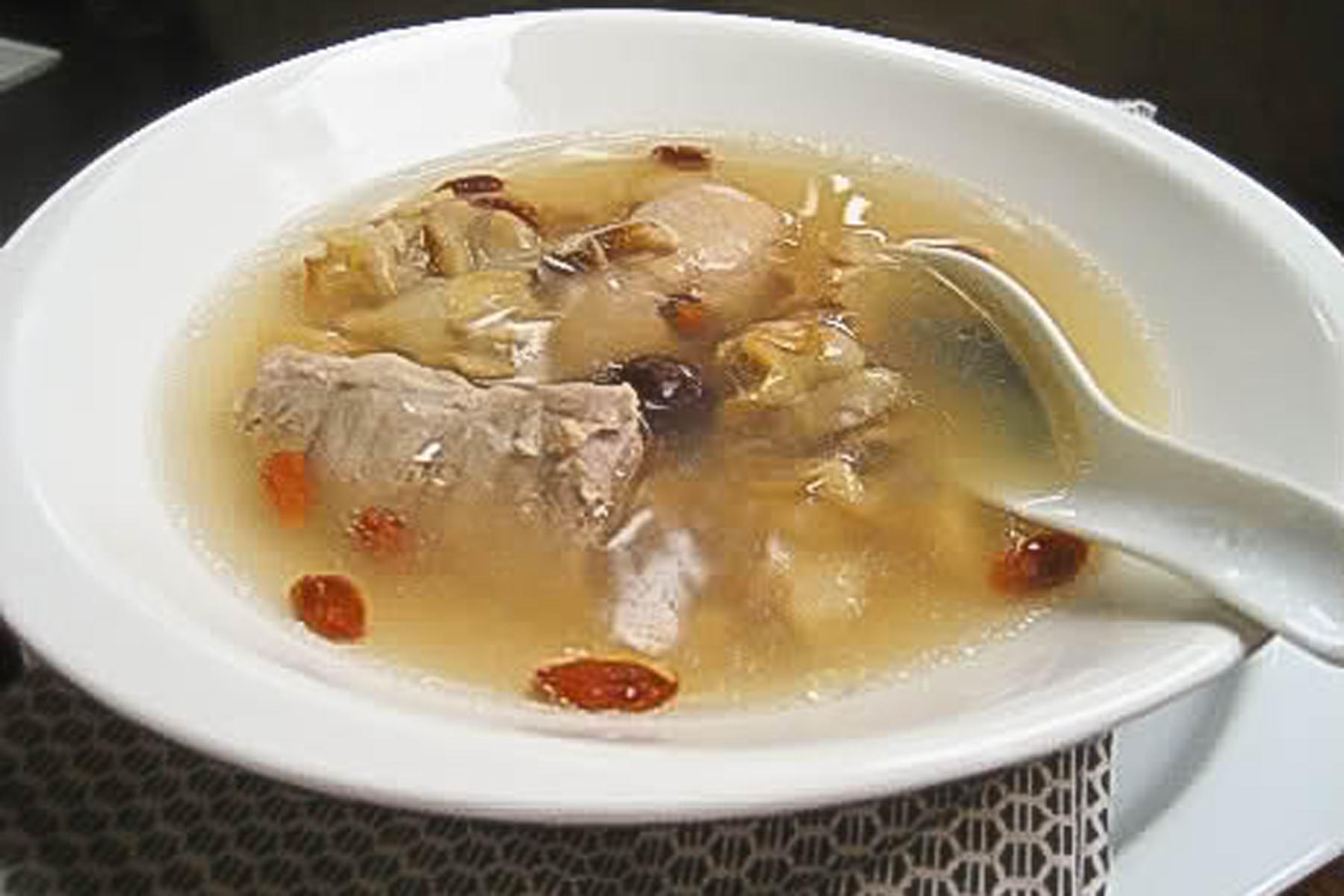 Snail Soup Recipe