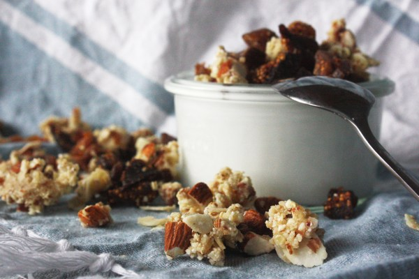 granola figues yaourt coco (