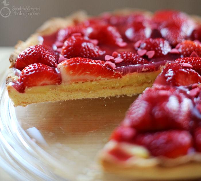 13 Strawberry Tart