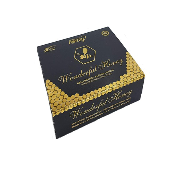 Wonderful Honey Mixed Herbal Paste 200g 12 Piece For Men&Women