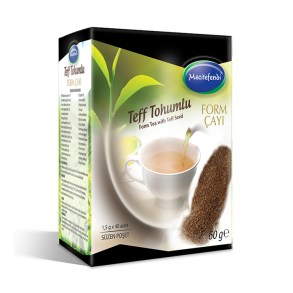 Mecitefendi Form Tea With Teff Seed 40 Piece
