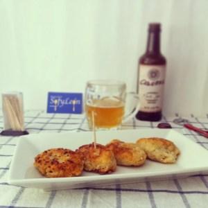 Croquetas de queso Veigadarte y cecina Fuente: http://www.recetasdesofyleon.com/2013/11/croquetas-de-cecina-y-queso-veigadarte.html