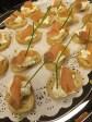 Salmon Crustini