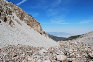 Hiking in Great Basin National Park
