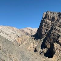 Persian steps hike - foothills of Jebel Akhdar