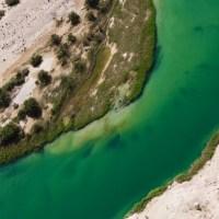 A beautiful seaside oasis - Khor Sanq, Oman