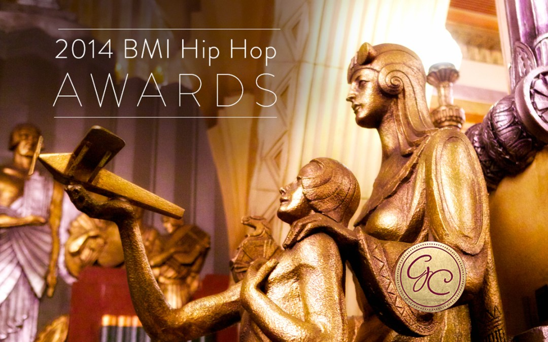 Hip hop sampling, anyone? Special event catering at the BMI 2014 Hip Hop Awards