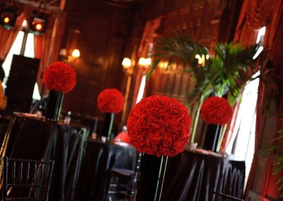 bar-mitzvah-red-and-black-cocktail-hour-centerpieces1