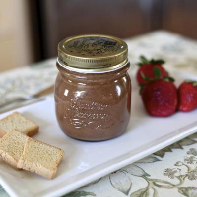 Gianduja (Chocolate-Hazelnut Spread)