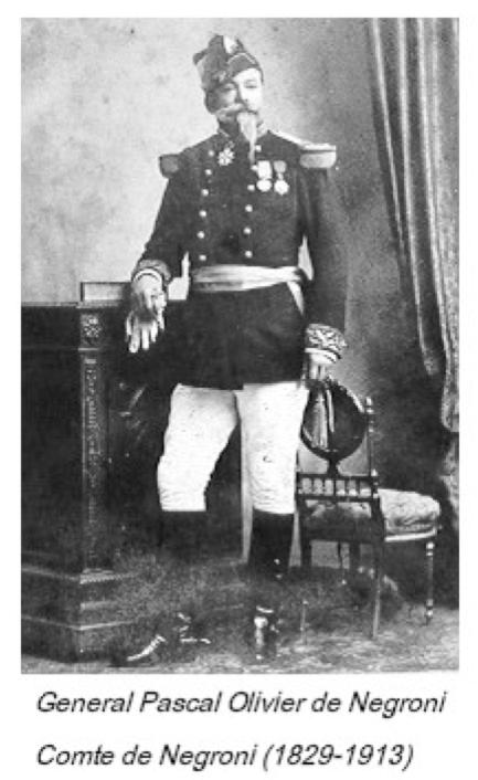 General Pascal Olivier de Negroni