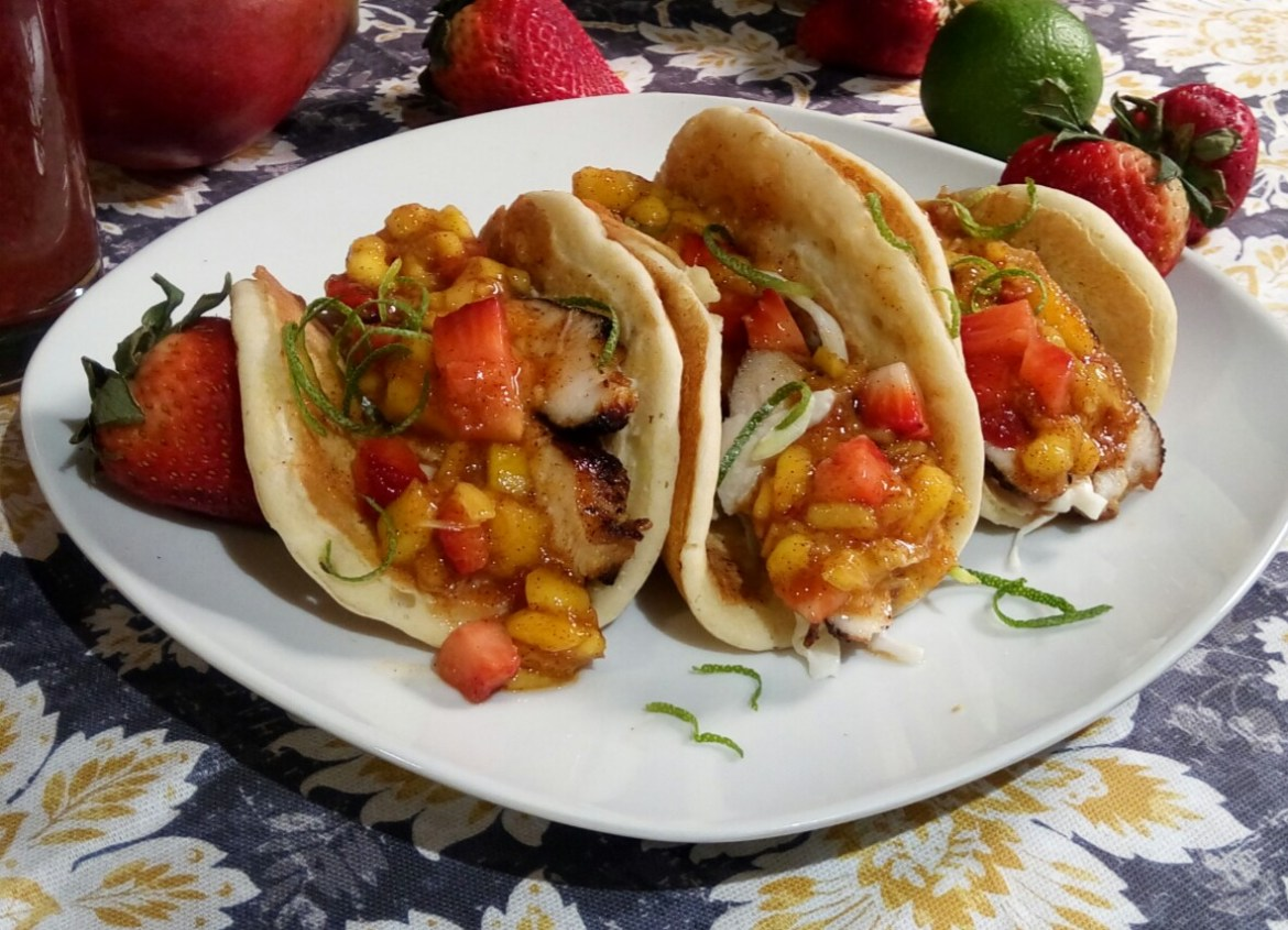 Cinco de Mayo Recipes: Sweet Tea Brined Chicken Tacos