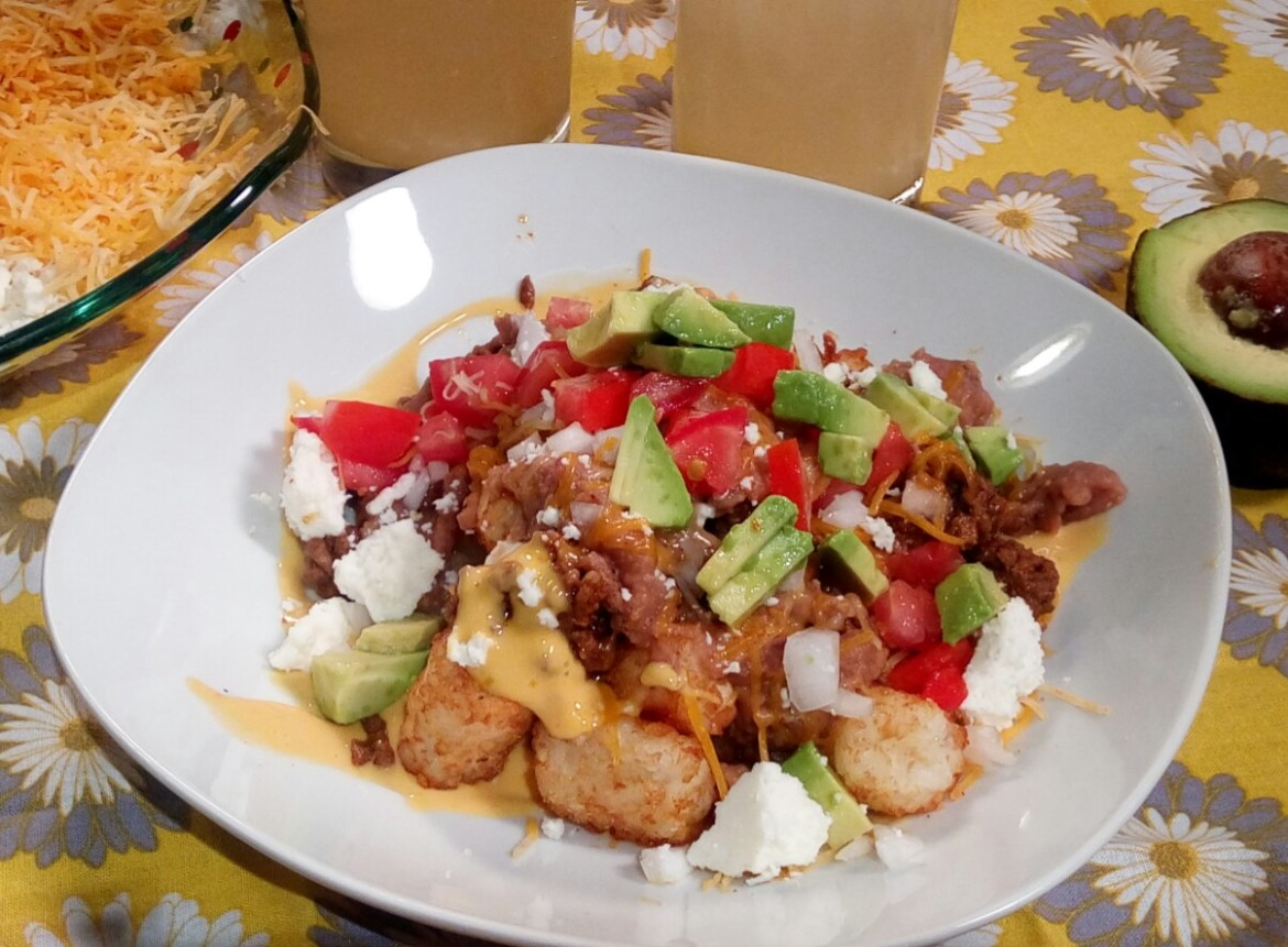 30 Minute Meal: Tater Tot Nachos