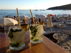 Mojitos in Ibiza