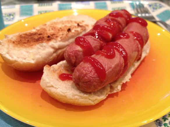 Spanish Hot Dogs