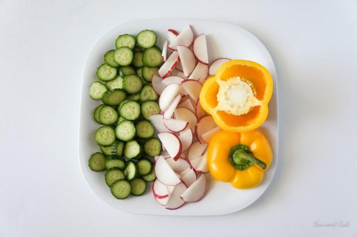 Gourmet Gab Veggies