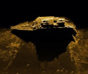 Picture 2 Bowside of the Titanic wreck courtesy Bluefish