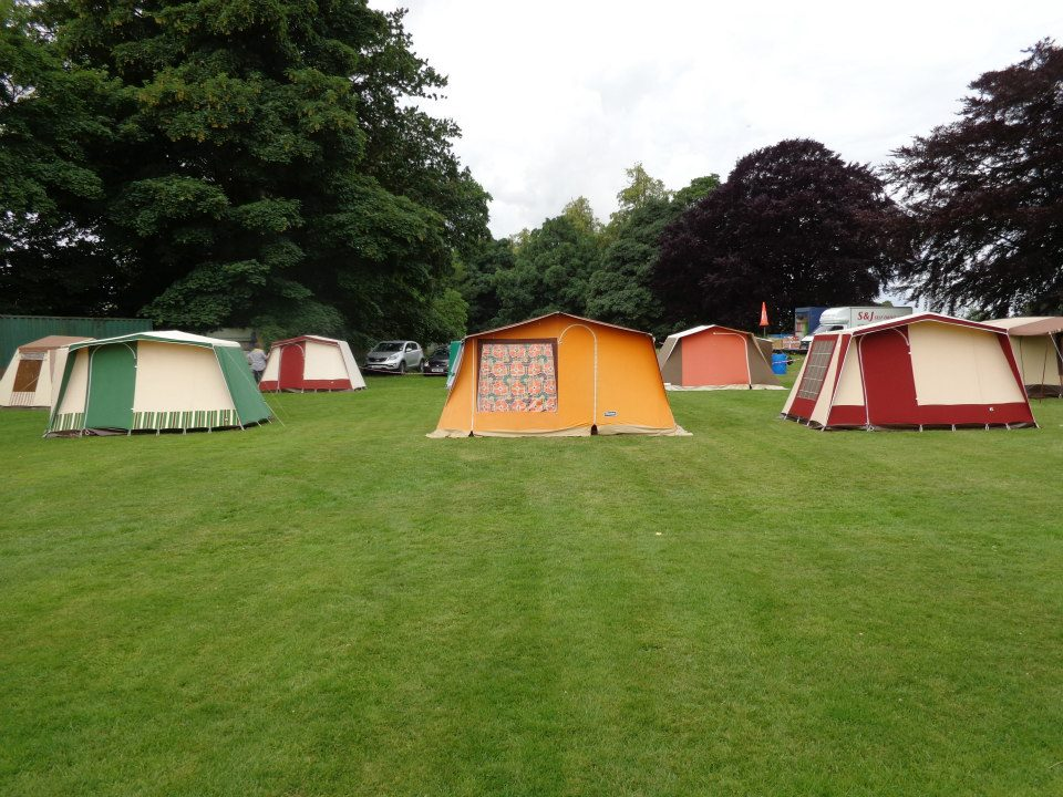 Deer Shed tents