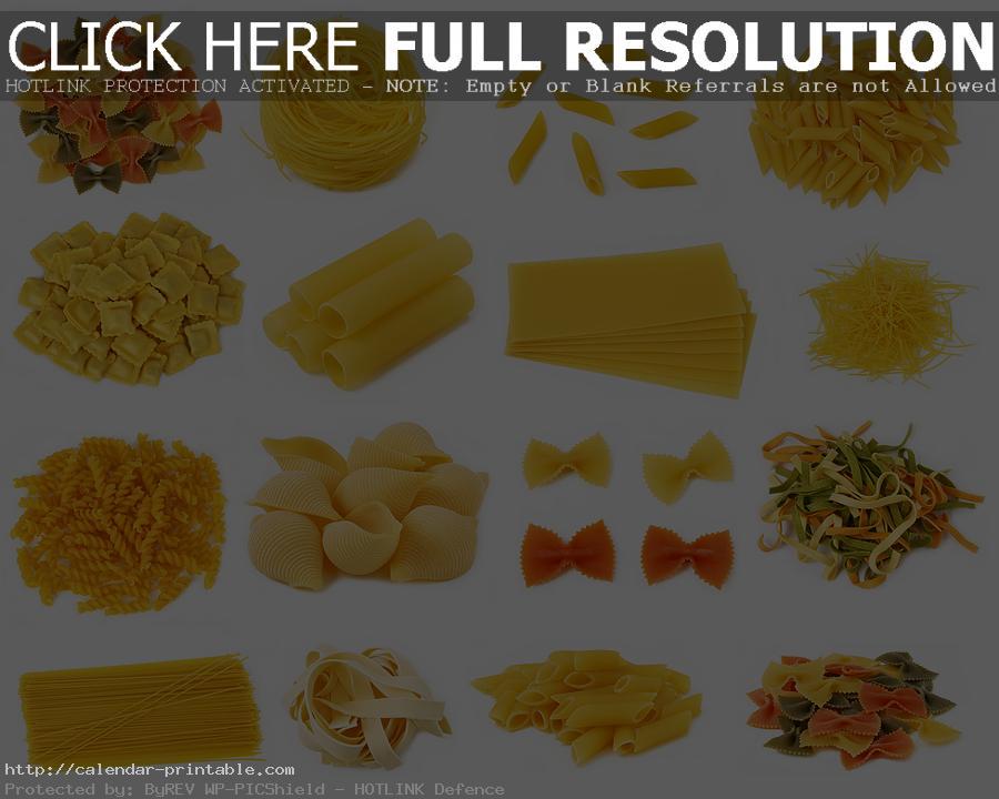 Happy World Pasta Day