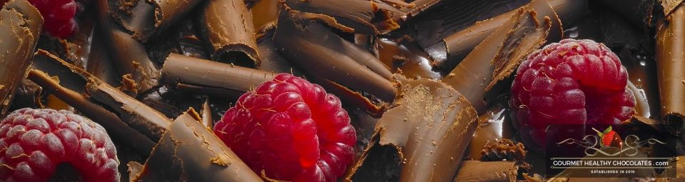 gourmethealthychocolates-raspberry-with-shavings-15-incredible-chocolate-facts