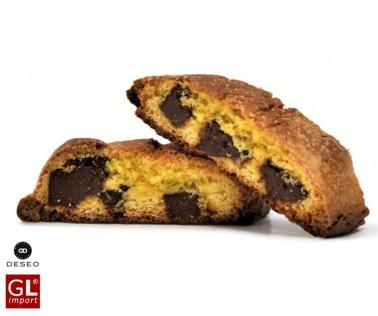 CARQUINYOLIS CON CHOCOLATE