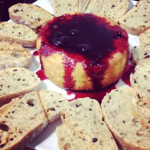receta camembert rebozado
