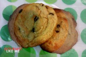 como hacer cookies de chocolate fácil