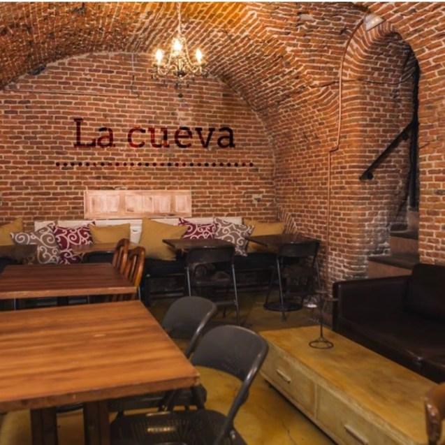 cueva tapioca restaurante brasileño