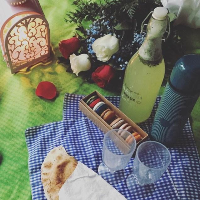 recetas menu picnic romantico perfecto