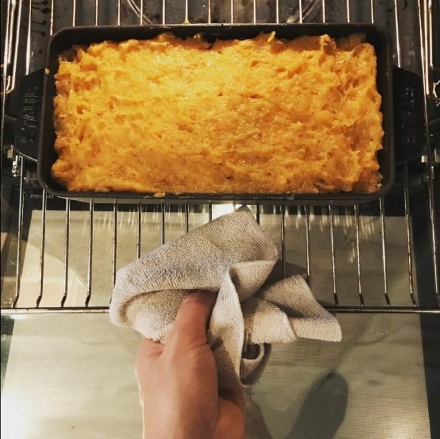receta fiambre de pollo al horno