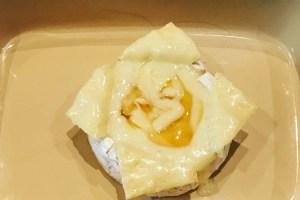 camenbert al horno con miel