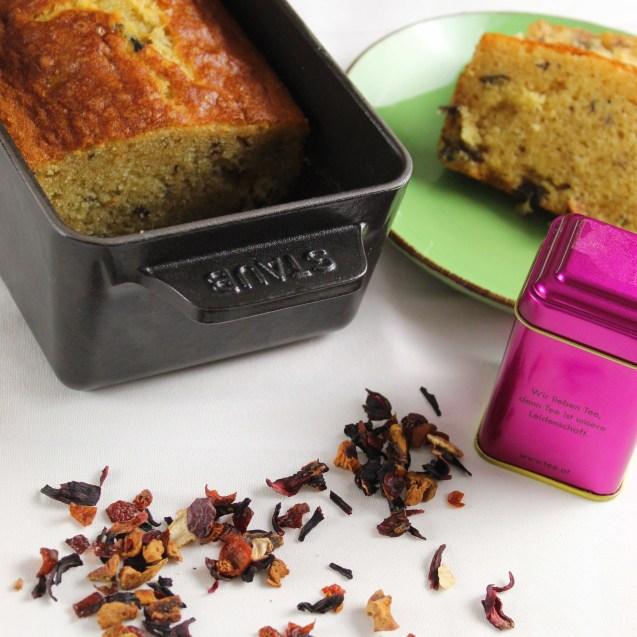 receta plum cake posos infusion