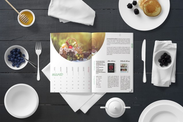 agenda de cocina 2021