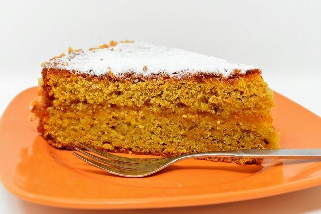 tarta zanahoria licuadora