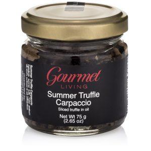 Summer Truffle Carpaccio