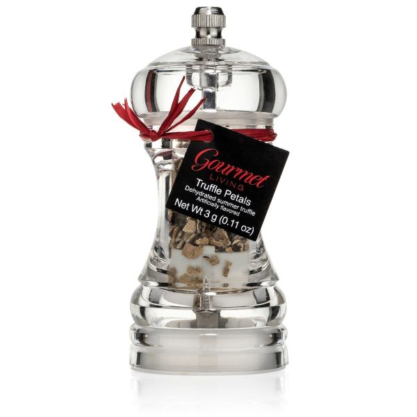 Truffle Petals with Custom Mill