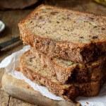 Banana Bread:  Award Winning Recipe from King Arthur