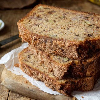banana bread from King Arthur