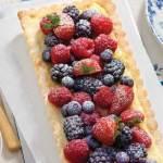 King Arthur Berries Tart