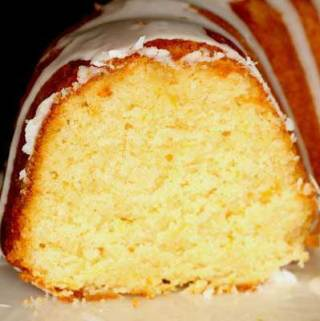 King Arthur Lemon Bundt Cake