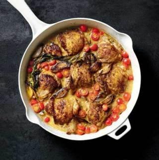 chicken shallot recipe