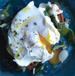 Poached Eggs and Ramps