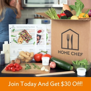 home chef deliveries